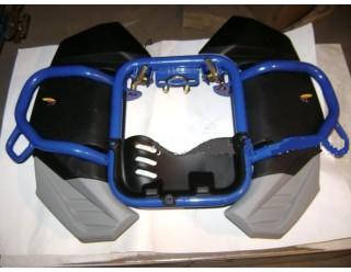 Дуги безопасности Альфа,универсальные дуги безопасности на мотоцикл.
