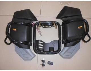 Дуги безопасности мотоцикл,дуги для мотоцикла,дуги на мопед Альфа