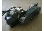 Двигатель скутер 2х такт 70 см3 1РЕ40QMB Матадор, Китайская ЯМАХА, Linhai