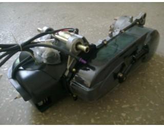 двигатель для скутера 50 кубов 2 тактный,двухтактный двигатель для скутера,двигатель скутер 2-х тактный