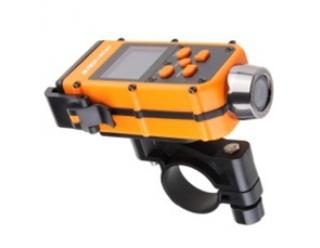 Видеокамера-мото KU40137 премиум, FULL HD, 1080P, водонепрон., ноч.съемка, коробка - комплект