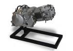 Двигатель 4х такт. 110 см3 (152FMH) см3 электростартер, сцепление автомат  КПП4, тюнинг