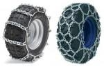 Цепь противоскольжения для мотовездеходов 20x10-10 (увеличивает сцепление колес), цена за 2 ШТУКИ