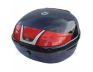 КОФР (премиум) мотоциклетный 25л глянцевый ZH-518C (уп.2 шт.)
