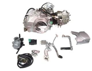 Двигатель на мопед Альфа,двигатель для мопедов китайских,двигатель мопед