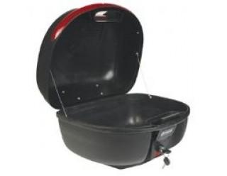 Кофр для мопеда Альфа,кофр для скутера,кофр для мотоцикла,задний багажник для мопеда.