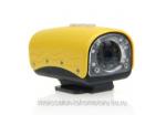 Видеокамера-мото KU40007, разр. HD1280x720, широкоугол, водонепрон, ноч. съемка, коробка-комплект