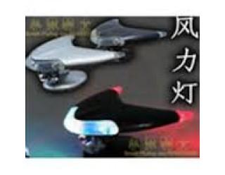 Крыло (фигурка на крыло с подсветкой, работает от ветра)