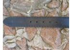 Ремень кожанный, стиль байкер, HIGHWAY 1 EAGLE (с орлом на пряжке), 120 см., черный