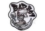 Нашивка Bad Boy (плохой мальчик) 05172128 НАКЛЕИВАЕТСЯ УТЮГОМ