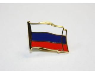 Значок Флаг России pm0011