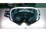 Очки DEX YH-35 (незапотевающие эластичные очки, с черно-белой резинкой  и зелеными линзами)