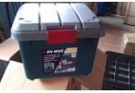 Ящик экспедиционный IRIS RV 15B  (полипропилен, 33х31х27см, 100кг, 15 литров)