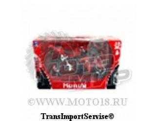Модель мотоцикла Honda RC212V 2007   1:12