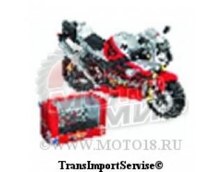 Модель мотоцикла Super в ассорт. 1:32  (06027/06186)