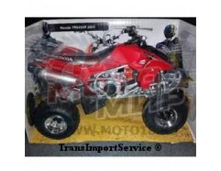 Модель мотоцикла HONDA TRX450 ATV RED (15-5131)