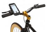 Кронштейн для телефона\GPS + водонепроницаемый чехол на руль  (70х130)