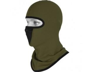 Подшлемник (открыта только область для глаз, зеленого хаки цвета 890051)