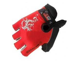 Перчатки SCOYCO (фирменные) BG08 обрезанные пальцы, эластичные,