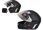 Шлем TANKED T-220 (160*) (модуляр, подбородок ОТСТЕГИВАЕТСЯ)
