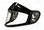 Стекло шлема зимнего VEGA Altura/Summit II/Mach двойное с ЭЛ,подогрев.