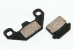 Колодки тормозные дискового тормоза GY6-125-150 (GS-125)