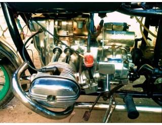 Двигатели в сборе для мотоциклов Российского производства. (11)