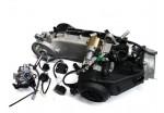 "Двигатель скутер Байк 4х такт. GY6-180 (как короткий "") 180 см3 масл. охлаждение"