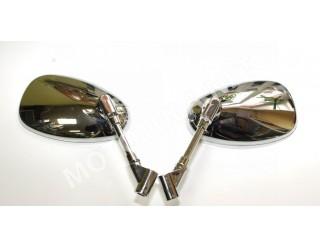 Зеркала (001) [1014] d10 хром