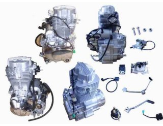 Запчасти на двигатель 4х такт  СВВ 250, 165FMM,166 FMM,167 FMM. (54)
