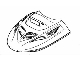 Капот Тайга 500 (15)